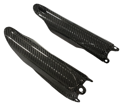Carbon Fiber Fork Guards - KTM / Husqvarna 16+