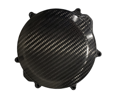 Carbon Fiber Clutch Cover - Yamaha YZ125 05 - 20