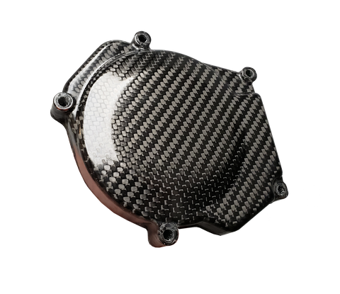Carbon Fiber Ignition Cover - Yamaha YZ250 99 - 20