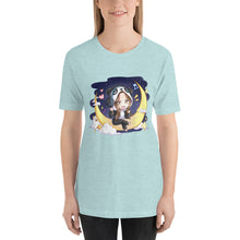 Load image into Gallery viewer, Panda Costumed Chibi Girl Short-Sleeve Unisex T-Shirt