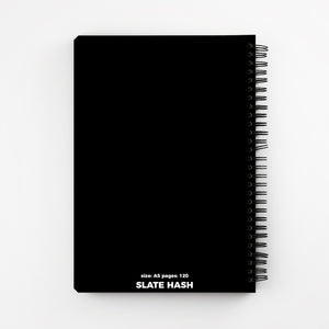 Explicit Content Plain Notebook