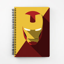 Load image into Gallery viewer, Ironman Notebook