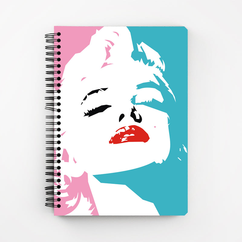 Marilyn Notebook
