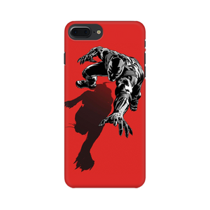 BLACK PANTHER RETRO CASE
