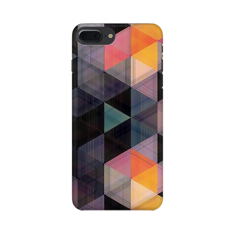 TRIANGLE PATTERN CASE