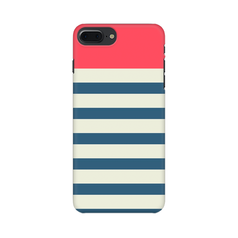 WHITE AND BLUE STRIPS CASE