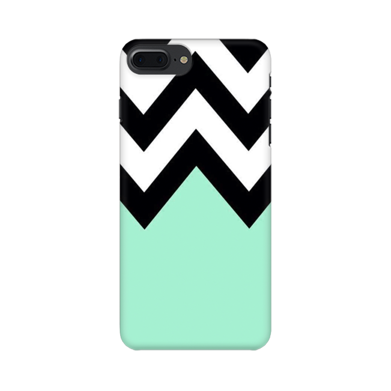 BLACK-WHITE CHEVRON CASE