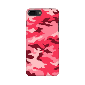 PINK CAMOUFLAGE CASE