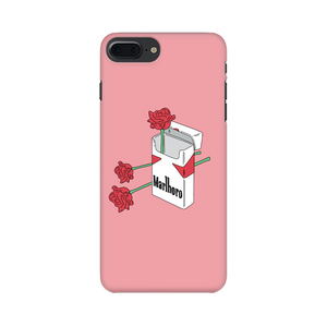 CIGARETTE & ROSES CASE