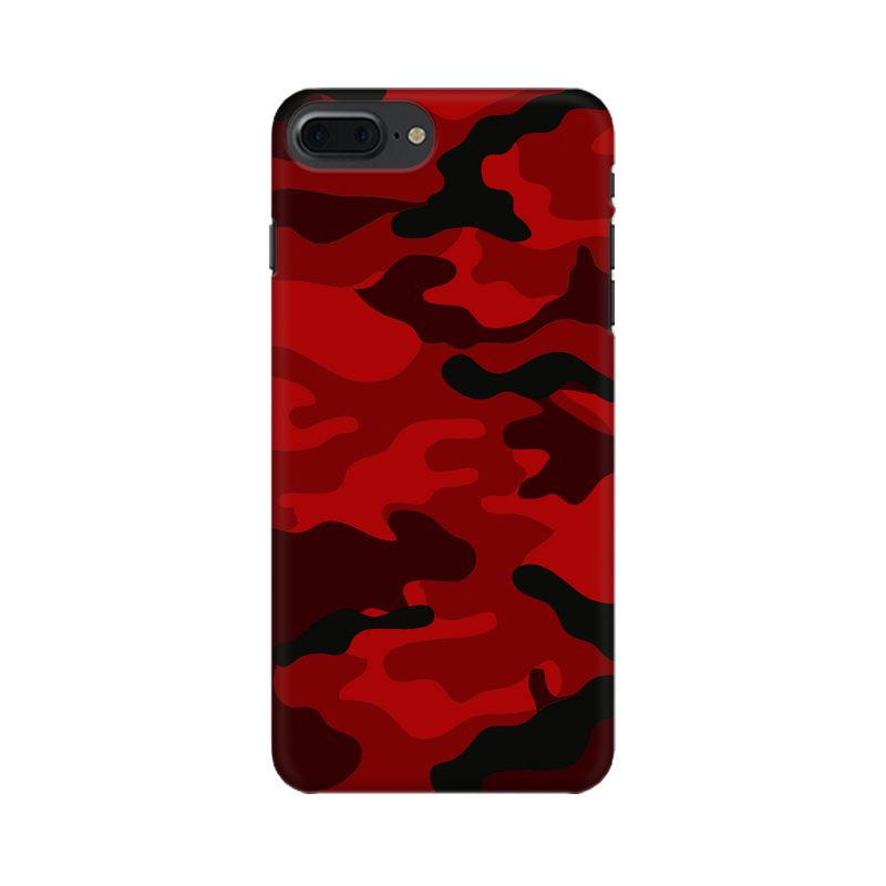 RED CAMOUFLAGE CASE