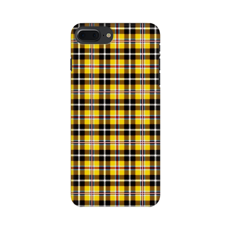 YELLOW CHECKS CASE