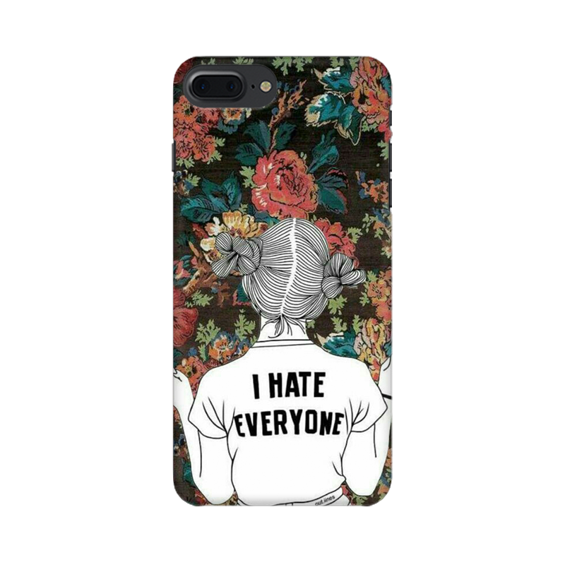 I HATE EVERYONE CASE