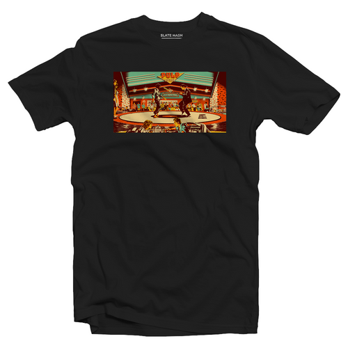Pulp Fiction movie scenes T-shirt