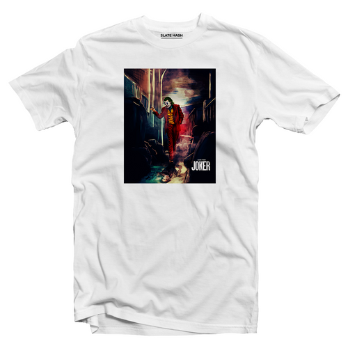 The Joker Poster T-Shirt