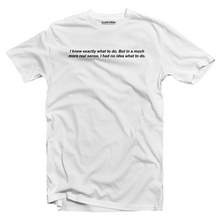 Load image into Gallery viewer, I had no idea - The Office T-Shirt