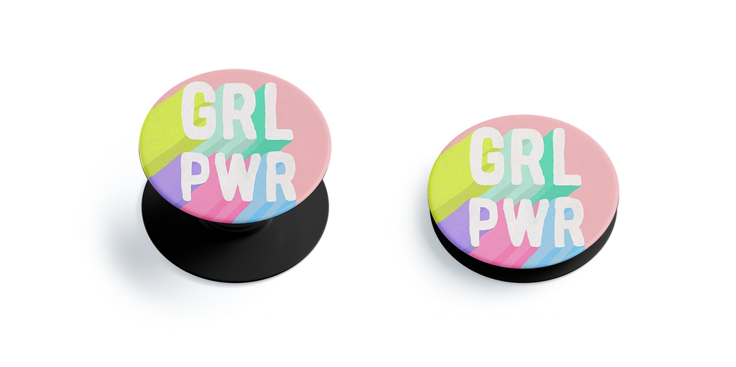 Girl Power Pop Grip