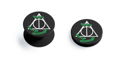 Deathly Hallows Pop Grip