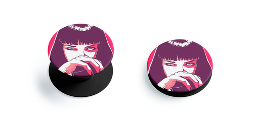Mia wallace Pulp Fiction Pop Grip