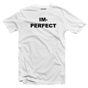IM-PERFECT T-Shirt (White)