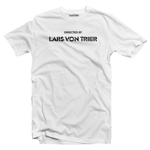 Load image into Gallery viewer, Directed by Lars Von Trier T-shirt