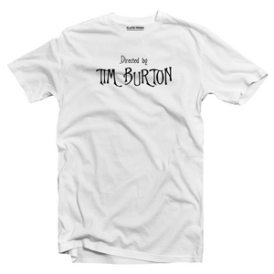 Directed by Tim Burton T-shirt