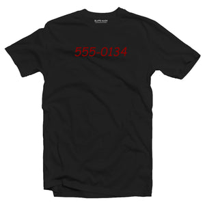 Marla Singer's Phone No - Fight Club T-shirt