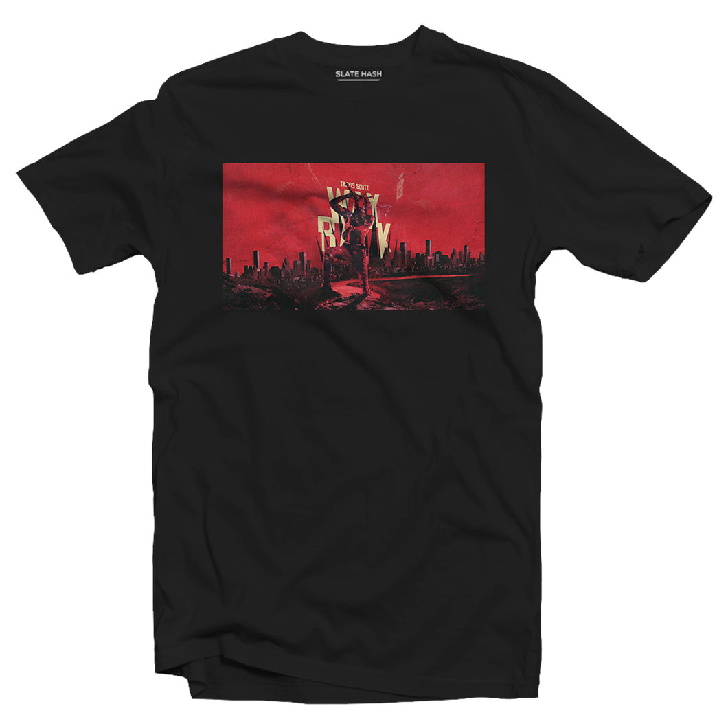 Travis Scott Way Back T-shirt