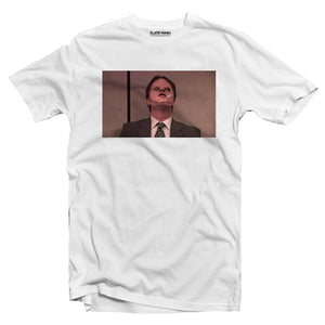 Dwight CPR Face Mask - The Office T-Shirt
