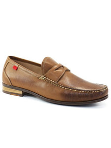 Marc Joseph Lexington Tan Loafer