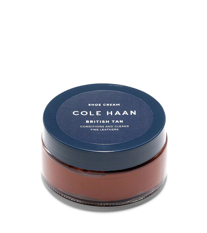 Cole Haan British Tan Shoe Cream