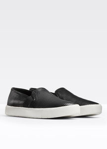 Vince Perforated Leather Blair Sneaker