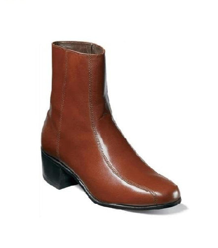 Florsheim Duke Bike Toe Zipper Boot