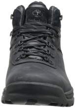 Load image into Gallery viewer, Timberland Flume Mid Hiking Boot Black