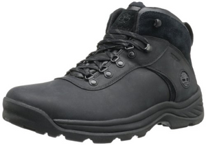 Timberland Flume Mid Hiking Boot Black