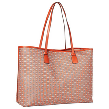 Load image into Gallery viewer, Tory Burch Gemini Link Tote Canyon Orange