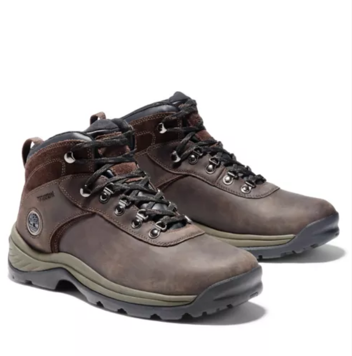 Timberland Flume Mid Hiking Boot Brown