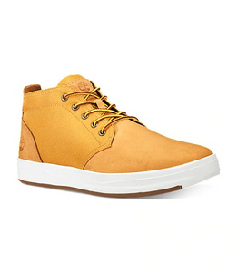 Timberland Groveton Chukka Shoes Wheat Nubuck
