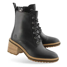 Load image into Gallery viewer, Timberland Sienna High Boot Black