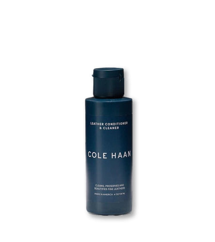 Cole Haan Leather Conditioner and Cleaner