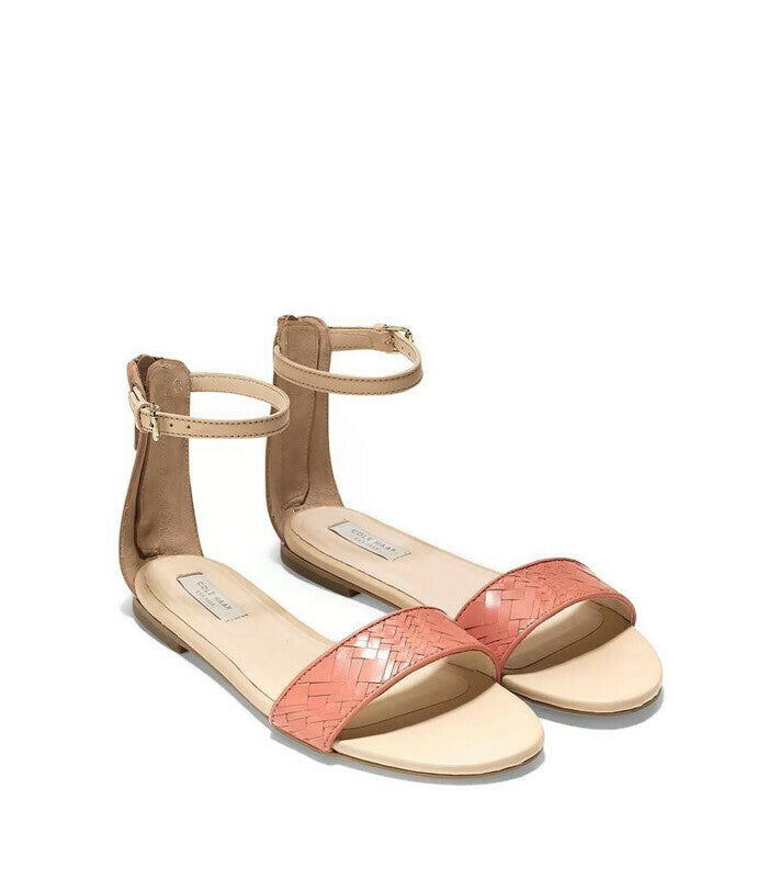 Cole Haan Genevieve Weave Nectar Sandal