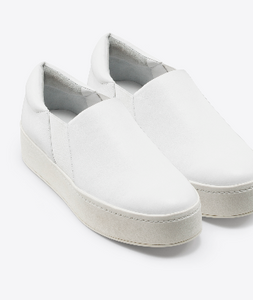 Vince Warren Platform Slip-on