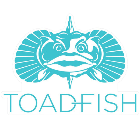 Toadfish Blue T-shirt