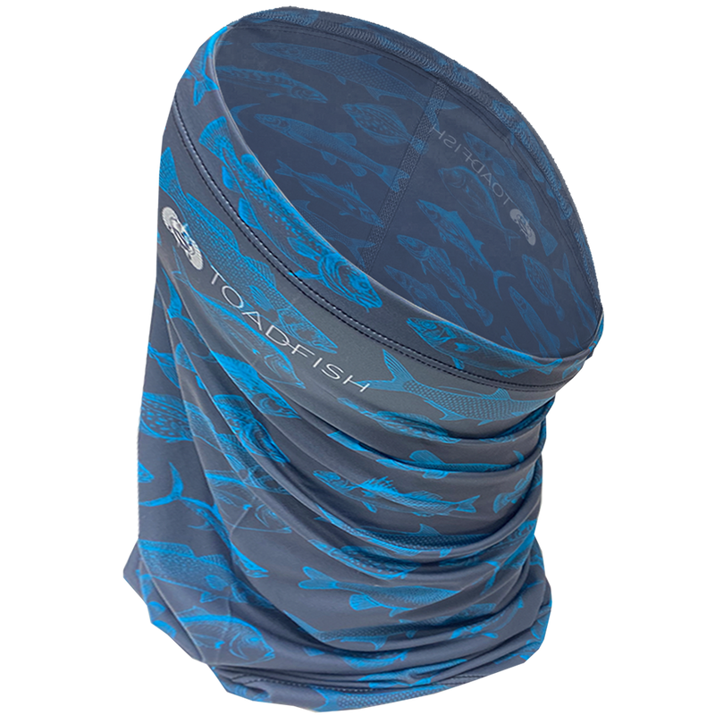 Toadfish UV Gaiter - The School