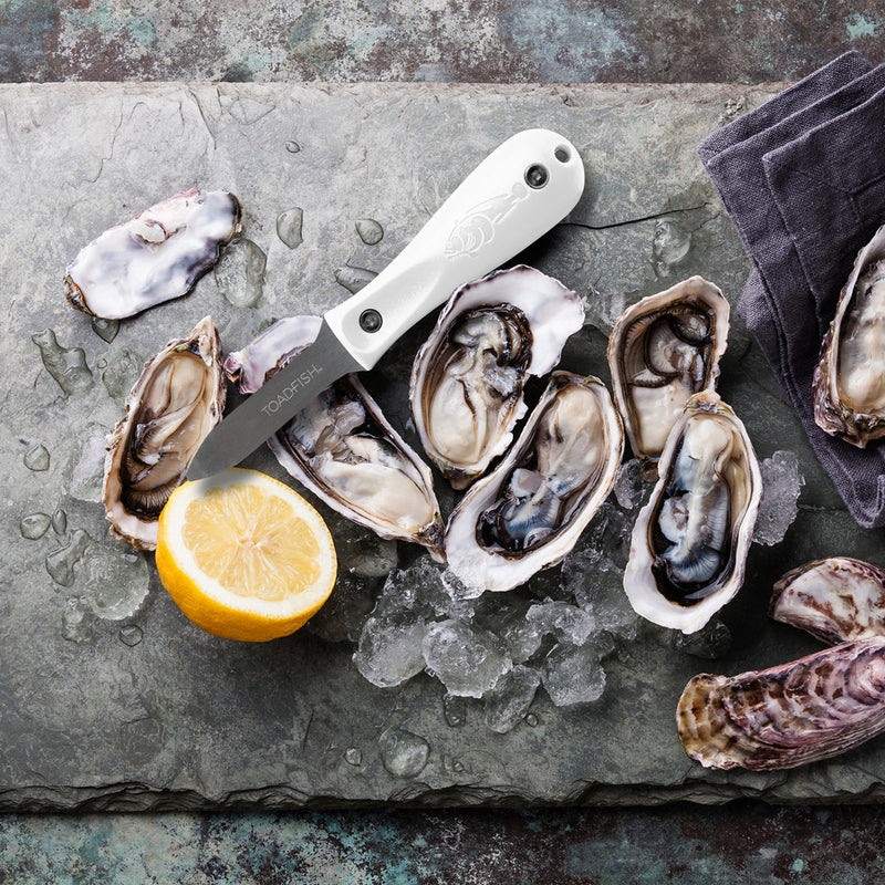 commercial oyster knife