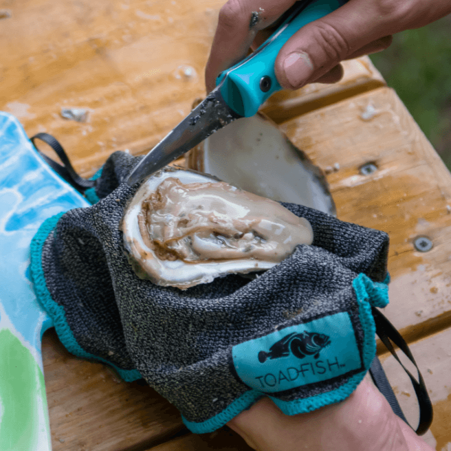 shucking glove