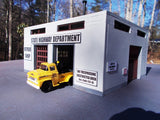 MINI-MOTORS, Inc. - Exclusive Release - Automotive Shop / Garage Kit