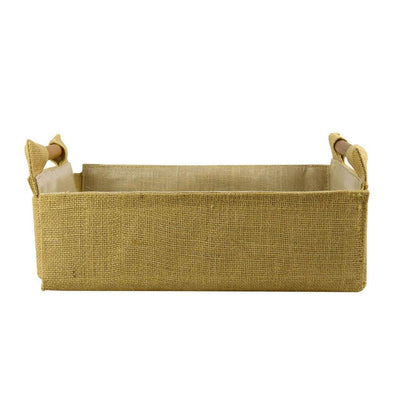Hessian Basket