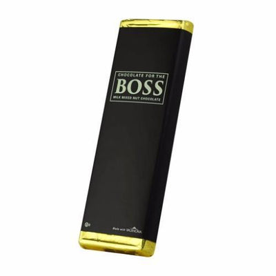 Boss Milk Mixed Nut Chocolate
