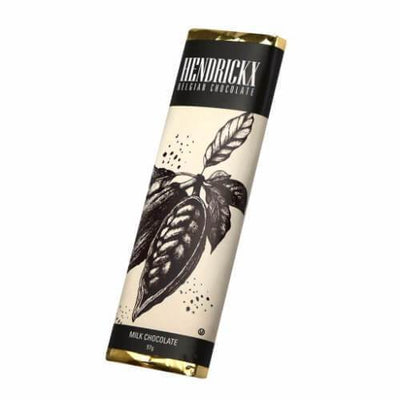 Hendrickx Milk Chocolate Bar