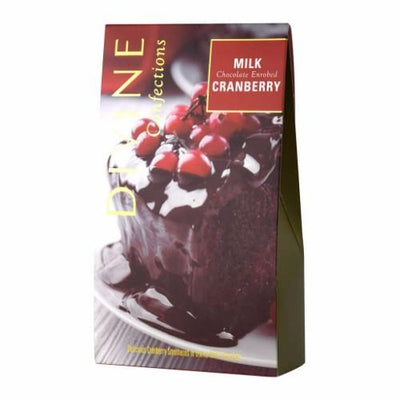 Chocolate Enrobed Cranberries